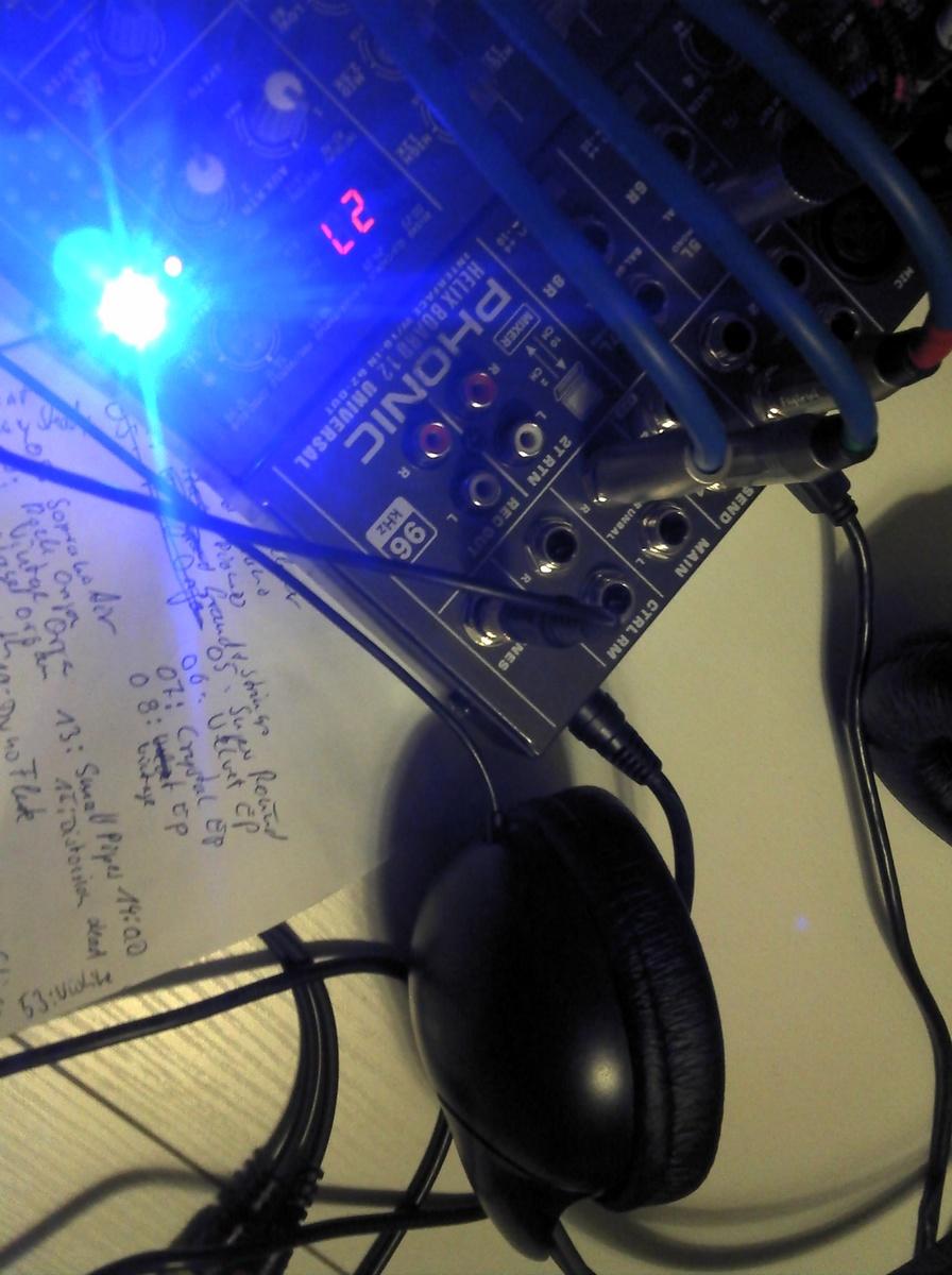 Phonic Helix Mixer